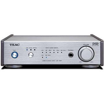 Teac UD-301 stříbrný (4907034218738)