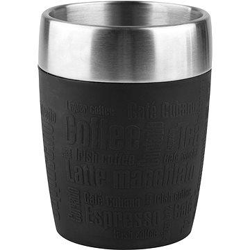 Tefal Cestovní hrnek 0.2l TRAVEL CUP nerez/černá (K3081314)