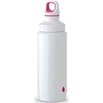TEFAL DRINK2GO nerez.láhev 0.6 l bílá-růžová (K3194512)