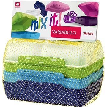 TEFAL VARIOBOLO CLIPBOX 2ks barevná dóza - chlapecká (K3168914)