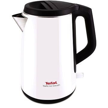 Tefal Safe to touch 1,5 l glossy white KO3701
