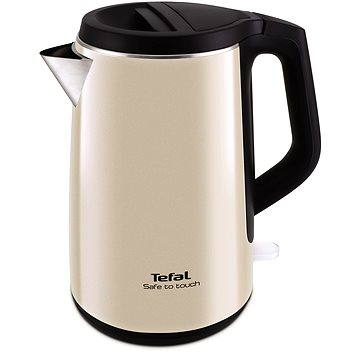 Tefal Safe to touch 1,5 l pearlescent copper KO371I