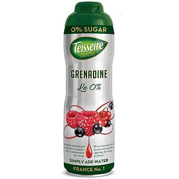 Teisseire grenadine 0,6l 0% (3092718613013)