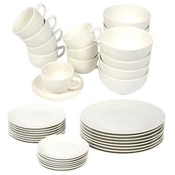 Trento Collection Jídelní souprava, porcelán, 40ks (871125256330)