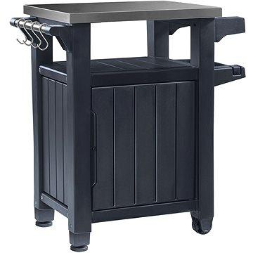 Keter Unity 105 L Grilovací stolek grafit (6130)