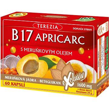 B17 APRICARC s meruňkovým olejem cps.50+10 (8594006896122)