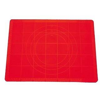 Tescoma Vál na těsto silikonový DELÍCIA 38x28cm, červený (629380.20)