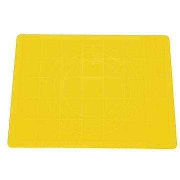 Tescoma Vál na těsto silikonový DELÍCIA 38x28cm, žlutý (629380.12)