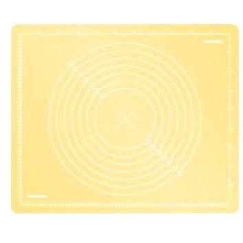 Tescoma Vál silikonový DELÍCIA DECO 55x45cm, žlutý (632880.12)