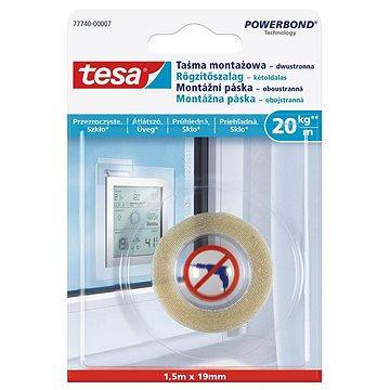 Tesa Montážní oboustranná páska na sklo 20kg/m (77740-00007-00)