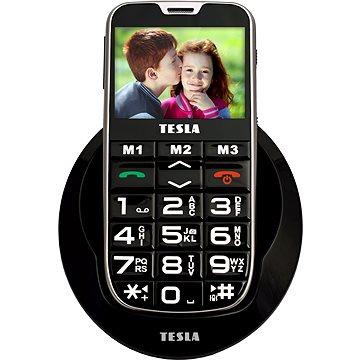 Mobilní telefon TESLA SimplePhone A50 černý (8594163276089)