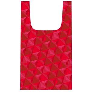 TESCOMA Nákupní taška FANCY HOME, červená (8595028401400)