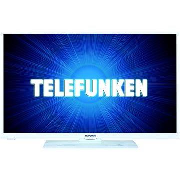 32 TELEFUNKEN T32TX275DLBP-W bílá + ZDARMA Poukaz FLIX TV