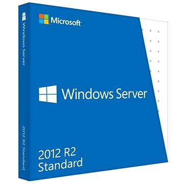 Lenovo System x Microsoft Windows Server 2012 R2 Standard - pouze s IBM serverem (00FF247)
