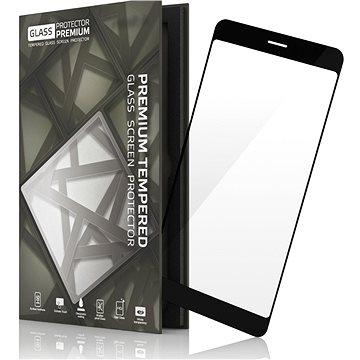 Tempered Glass Protector Rámečkové pro Nokia 8 Černé (TGR-NK8-BL)