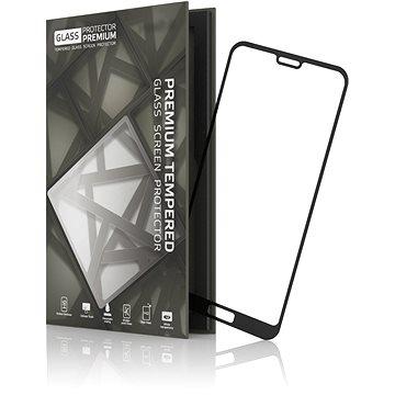 Tempered Glass Protector Rámečkové pro Huawei P20 Pro Černé (TGR-HP2P-BL)