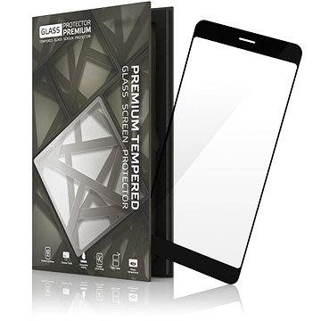 Tempered Glass Protector Rámečkové pro Samsung Galaxy J7 (2017) Černé (TGR-SG7J-BL)