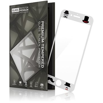 Tempered Glass Protector 0.3mm pro iPhone 6/6S, Obrázkové, CT01 (TGC-IP6-CT01)