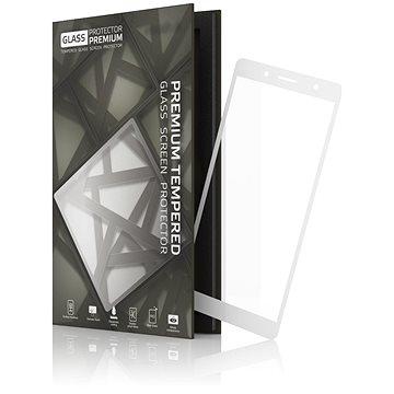 Tempered Glass Protector Rámečkové pro Sony Xperia XZ2 Compact Bílé (TGR-SXZC-WH)