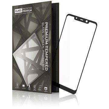 Tempered Glass Protector pro Xiaomi Pocophone F1 Černé (TGR-XPF1-BL)
