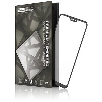 Tempered Glass Protector Rámečkové pro Huawei P20 Lite Černé (TGR-HP20L-BL)