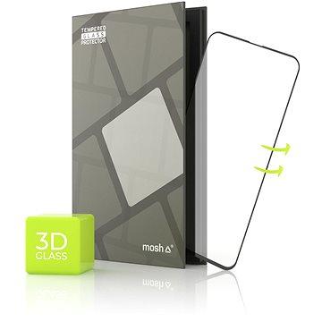 Tempered Glass Protector pro Oppo Find X - 3D GLASS, Černé (TGR-OFX-BL)
