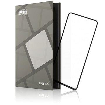 Tempered Glass Protector Rámečkové pro LG K51S, Černé (TGR-LK51S-BL)
