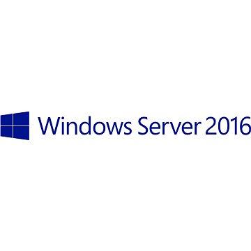 HP Microsoft Windows Server 2016 Standard CZ OEM - pouze s HP ProLiant - hlavní licence (871148-221)