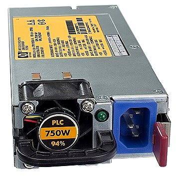 HPE 750W Common Slot Gold Hot Plug Power Supply Kit (512327-B21)