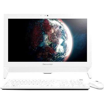 Lenovo IdeaCentre C20-00 White (F0BB00NECK) + ZDARMA Bluetooth reproduktor Lenovo Bluetooth Speaker BT820 Elektronická licence Zoner Photo Studio, reg. dle SN (uvedeného na přístroji) na http://www.zoner.cz/lenovo/