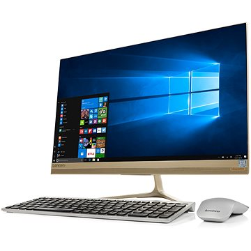 Lenovo IdeaCentre 520S-23IKU Touch Gold (F0CU0014CK)