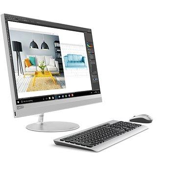 Lenovo IdeaCentre 520-24IKL Touch Silver (F0D100E2CK)