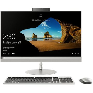 Lenovo IdeaCentre 520-27ICB Silver (F0DE001ECK)