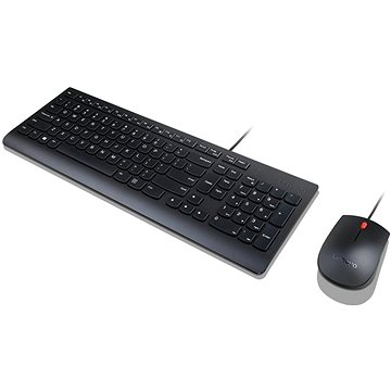 Lenovo Essential Wired Keyboard and Mouse Combo - DE (4X30L79897)