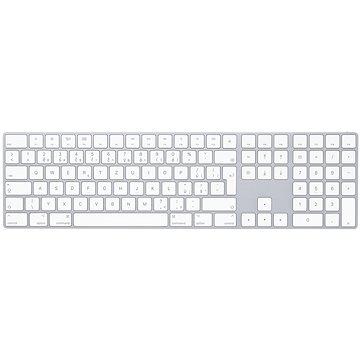 Magic Keyboard s číselnou klávesnicí - česká (MQ052CZ/A)