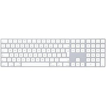 Magic Keyboard s číselnou klávesnicí - mezinárodní angličtina (MQ052Z/A)