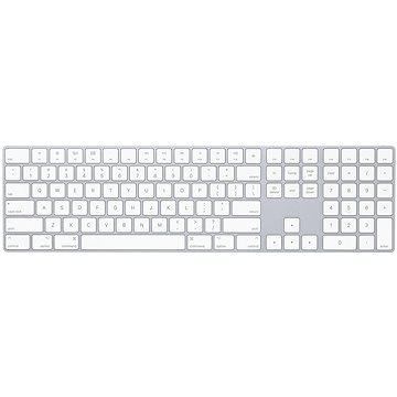Magic Keyboard s číselnou klávesnicí - americká angličtina (MQ052LB/A)