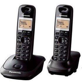 Panasonic KX-TG2512FXT DECT DUO (KX-TG2512FXT)