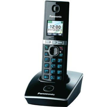Panasonic KX-TG8051FXB Black (5025232594993)