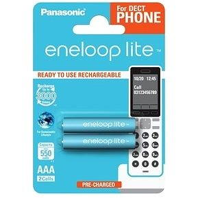Panasonic DECT AAA4LCCE/2BE ENELOOP (35049211)