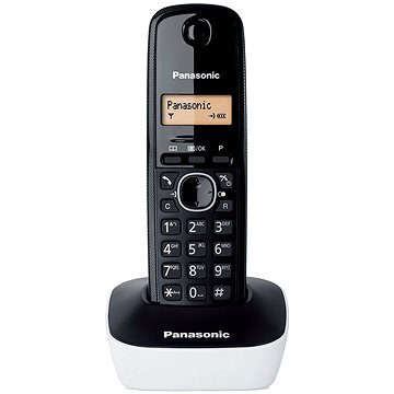 Panasonic KX-TG1611FXW White (KX-TG1611FXW)