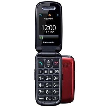 Panasonic KX-TU456EXRE červená (KX-TU456EXRE)