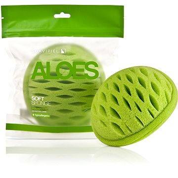 uavipiel Měkká Aloe houba na mytí Aloes Soft Sponge