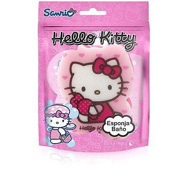 Suavipiel Dětské houby na mytí Hello Kitty (Hello Kitty Bath Sponges)