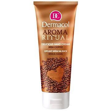 Krém na ruce DERMACOL Aroma Ritual Hand Cream Irish Coffee 100 ml (8590031098227)