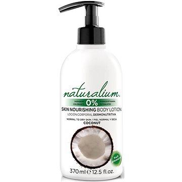 Tělové mléko NATURALIUM Tělové mléko Kokos 370 ml (8436551470115)