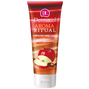 DERMACOL Aroma Ritual Apple & Cinnamon Embracing Hand Cream 100 ml (8590031104836)