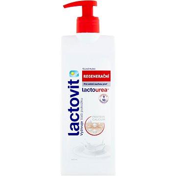 LACTOVIT Lactourea Tělové mléko regenerační 400 ml (8411660650771)