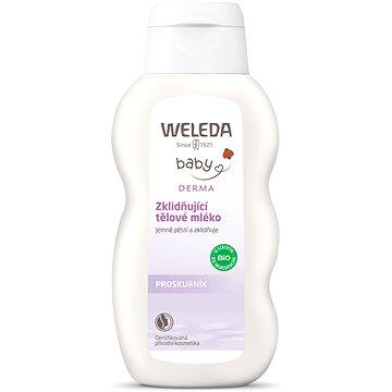 WELEDA Zklidňující tělové mléko 200 ml (4001638096829)