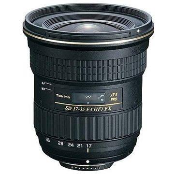 TOKINA 17-35mm F4.0 pro Nikon